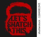 let's snatch  a illustration... | Shutterstock .eps vector #1184081545