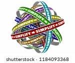 simplify make it simple easy...