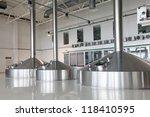 Brewing Production   Mash Vats