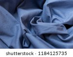 fabric texture background | Shutterstock . vector #1184125735