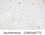 rain droplets on glass... | Shutterstock . vector #1184166772