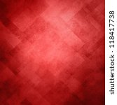 Abstract Red Background Image...
