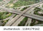 a baffling maze of high speed...   Shutterstock . vector #1184179162