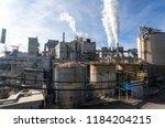 canton  north carolina usa  ... | Shutterstock . vector #1184204215