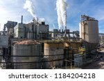 canton  north carolina usa  ... | Shutterstock . vector #1184204218