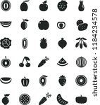 solid black flat icon set... | Shutterstock .eps vector #1184234578