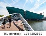 amsterdam netherlands 05 05... | Shutterstock . vector #1184252992