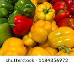 Tri Color Bell Peppers  Red ...