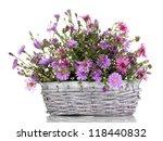 Beautiful Bouquet Of Purple...