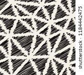 vector seamless pattern.... | Shutterstock .eps vector #1184442475