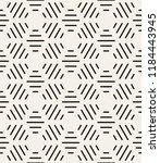vector seamless pattern. modern ... | Shutterstock .eps vector #1184443945