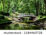 palanga. lithuania  july 7 2017 ... | Shutterstock . vector #1184465728