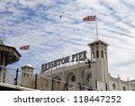 Entrance To Brighton Pier. Eas...