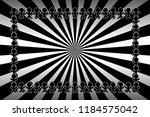 radial background material... | Shutterstock .eps vector #1184575042