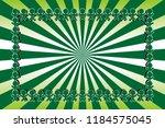 radial background material... | Shutterstock .eps vector #1184575045