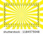 radial background material... | Shutterstock .eps vector #1184575048