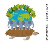 Mythological Planet Earth....