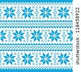 traditional ornamental... | Shutterstock .eps vector #118458922