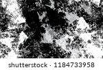 grunge watercolor dry brush... | Shutterstock .eps vector #1184733958