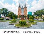 ho chi minh city  vietnam   may ... | Shutterstock . vector #1184801422