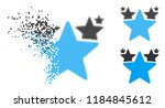 stars hit parade icon in...   Shutterstock .eps vector #1184845612