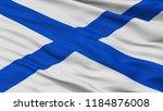 russia naval ensign flag ... | Shutterstock . vector #1184876008