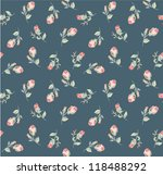 classic wallpaper seamless... | Shutterstock .eps vector #118488292