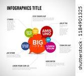 vector abstract big idea... | Shutterstock .eps vector #1184901325