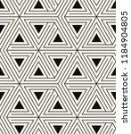 vector seamless pattern. modern ...   Shutterstock .eps vector #1184904805