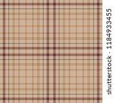 tartan traditional checkered...   Shutterstock .eps vector #1184933455