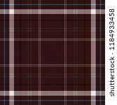 tartan traditional checkered...   Shutterstock .eps vector #1184933458