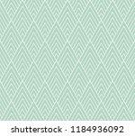 vector abstract seamless... | Shutterstock .eps vector #1184936092