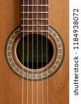 closeup detail of classical... | Shutterstock . vector #1184938072