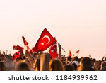 izmir  turkey   september 9 ... | Shutterstock . vector #1184939962