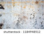 old rusty iron. rusty wall... | Shutterstock . vector #1184948512