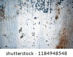 old rusty iron. rusty wall... | Shutterstock . vector #1184948548