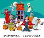 cartoon illustration of...   Shutterstock .eps vector #1184979565