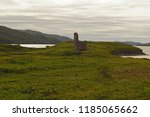 Ardvreck Castle Is A Ruined...