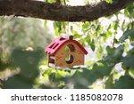 Birdhouse On The Tree