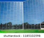 garden grove. usa. spring 2015. ... | Shutterstock . vector #1185102598