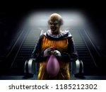 Horror Demon Clown