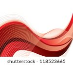 abstract vector background. | Shutterstock .eps vector #118523665