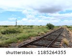 West Texas Landscape With...