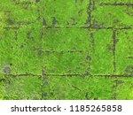 old beautiful stone floor and... | Shutterstock . vector #1185265858