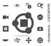 share sign icon. web icons...
