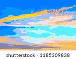 abstract background   colored... | Shutterstock . vector #1185309838