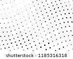 abstract halftone wave dotted... | Shutterstock .eps vector #1185316318