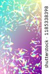 iridescent background.... | Shutterstock .eps vector #1185338398