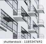 dessau  germany   june 13  2014 ... | Shutterstock . vector #1185347692