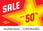 sale discount up to 50  off  ...   Shutterstock .eps vector #1185366382